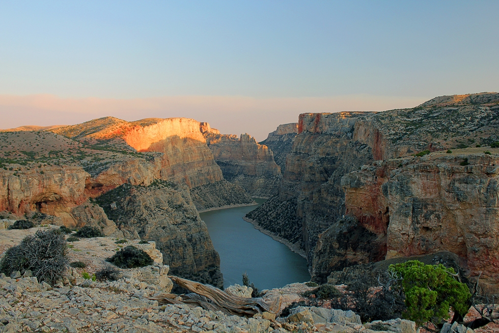 Devil's Canyon, Bighorn Canyon National Recreation Area, Montana