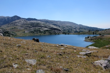Mistymoon Lake, Bighorn Mountains